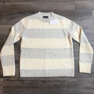 Banana Republic Rugby Stripe Sweater Size Small